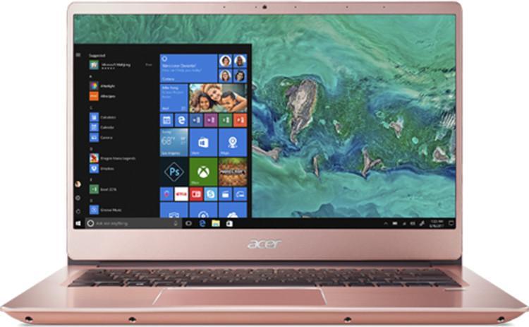 Ноутбук Acer Swift SF314-56-798S NX.H4GER.006 фото #1
