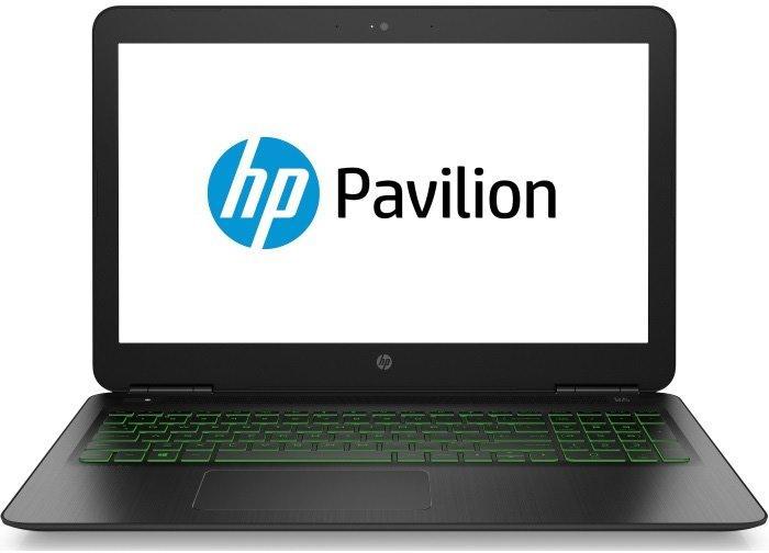 Ноутбук HP Pavilion 15-bc435ur 4JT98EA фото #1