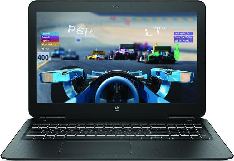 Ноутбук HP Pavilion 15-bc438ur 4JT92EA фото #1