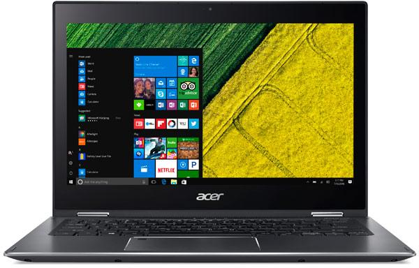 Ноутбук Acer Spin 5 SP513-53N-57K4