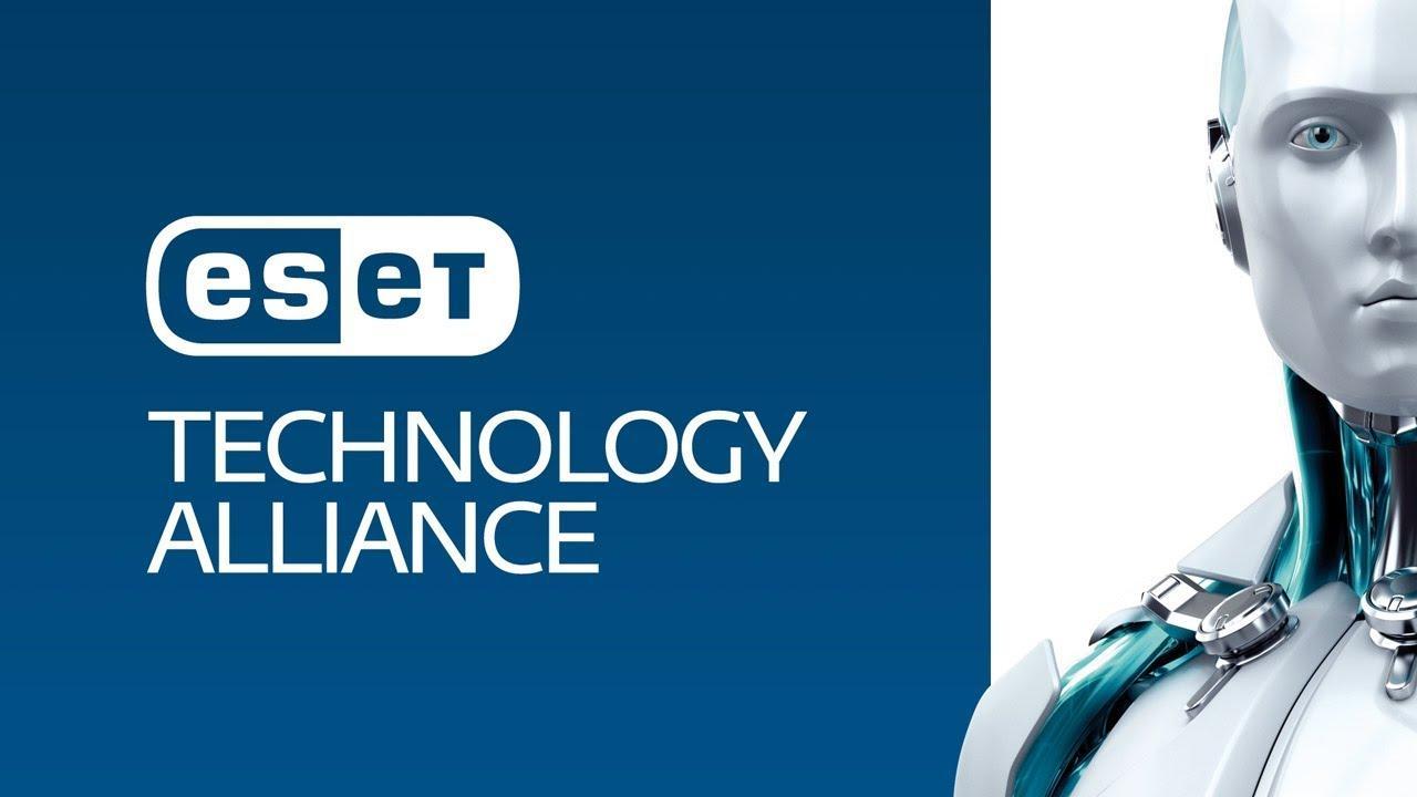 Офисный контроль Eset Technology Alliance - Safetica DLP для 99 пользователей