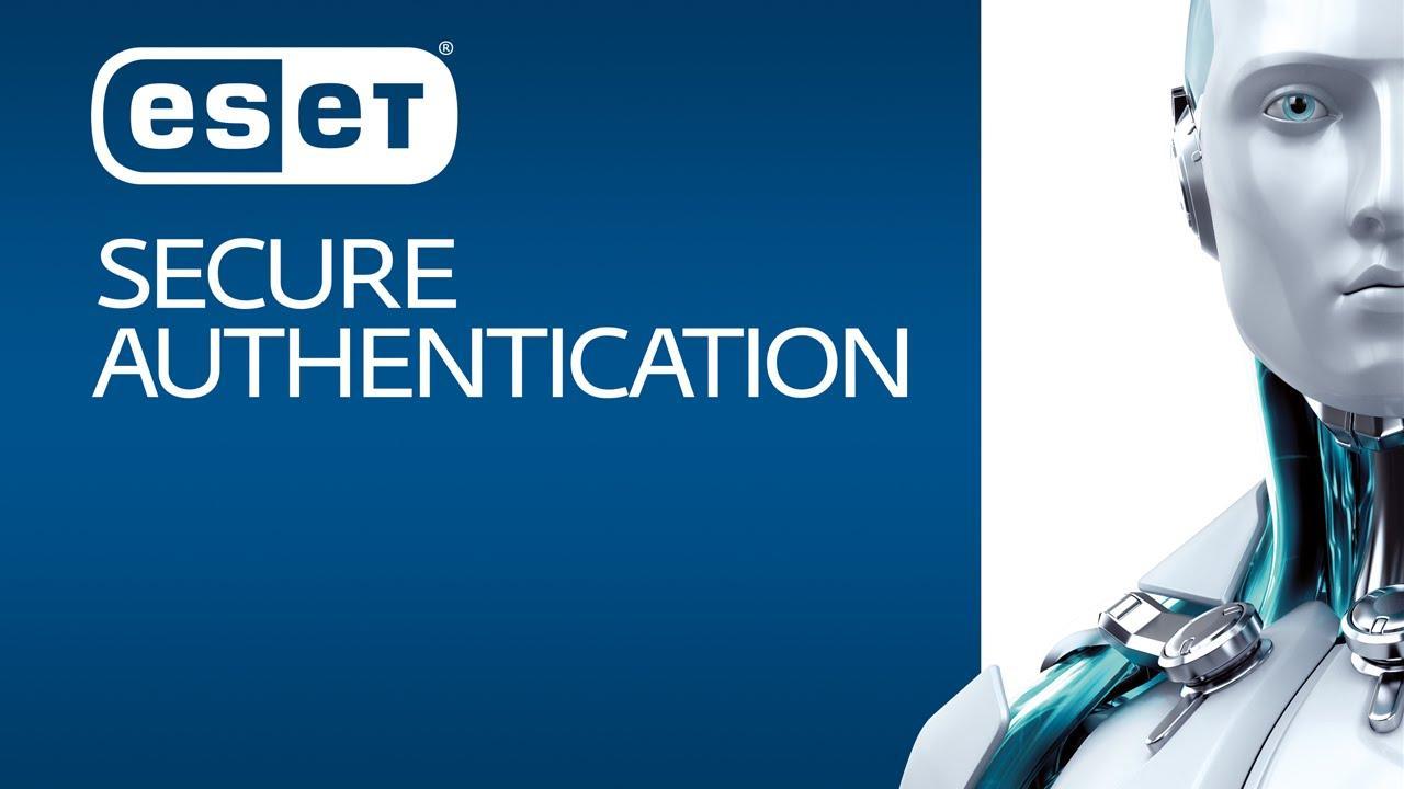 Защита доступа Eset Secure Authentication  для 23 пользователей