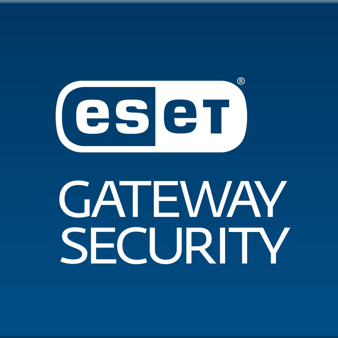 Защита интернет-шлюзов Eset Gateway Security для Linux / FreeBSD  для 103 пользователей