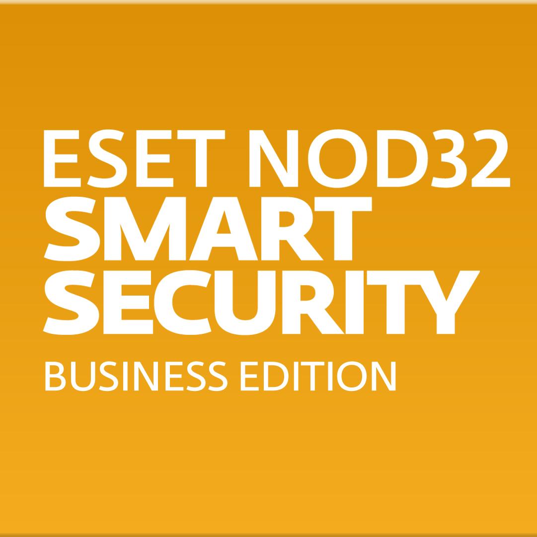 Комплексная антивирусная защита корпоративной сети Eset NOD32 Smart Security Business Edition  для 198 пользователей NOD32-SBE-NS-1-198 фото #1