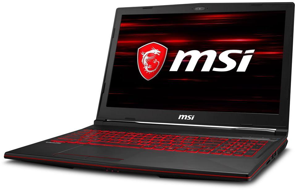 Ноутбук MSI GL63 8SE-422XRU 9S7-16P732-422 фото #1