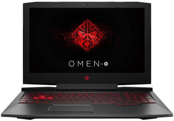 Ноутбук HP Omen  15-dc0022ur 4GR13EA фото #1
