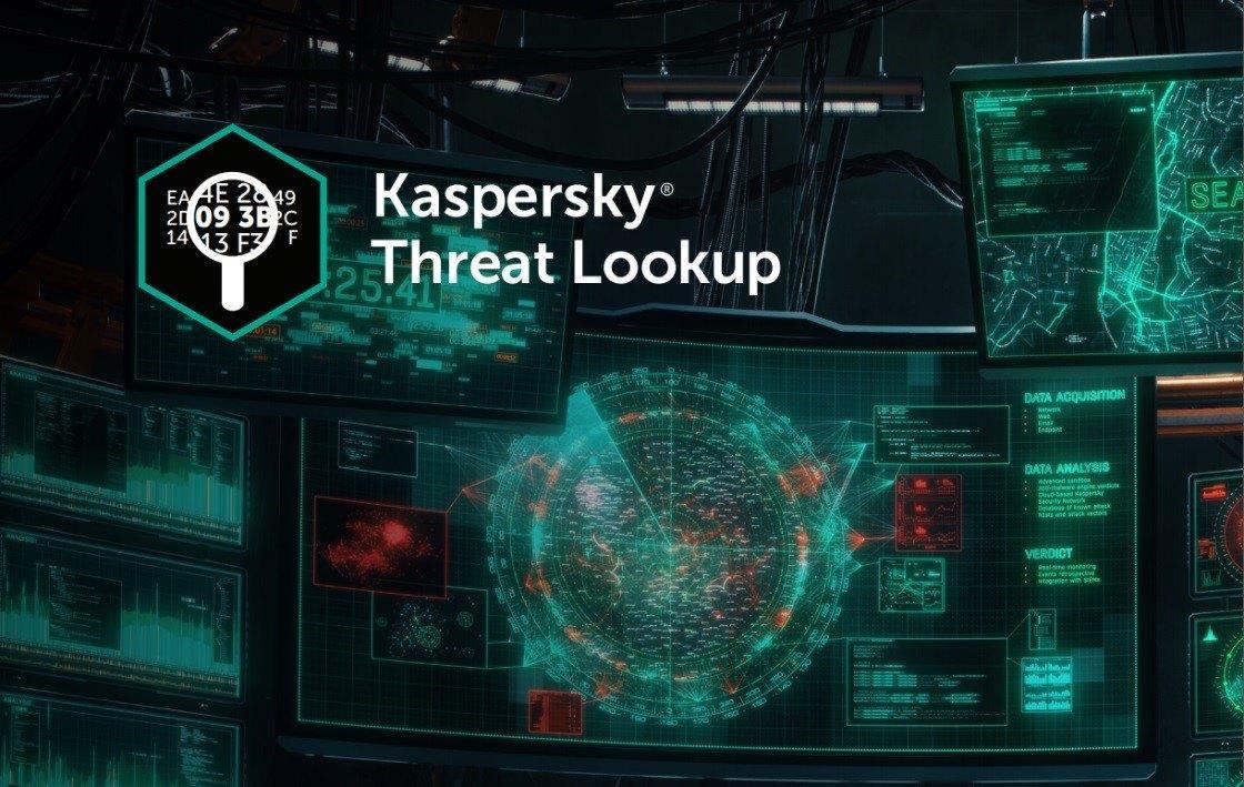 Аналитический сервис поиска данных об угрозах Kaspersky Threat Lookup для 100 пользователей