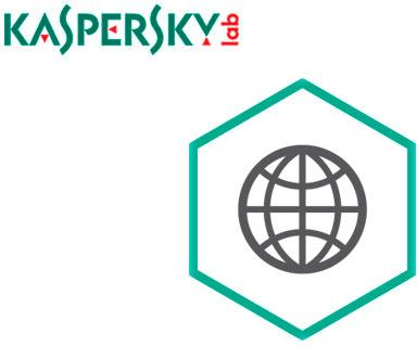 Безопасный доступ в интернет Kaspersky Security для интернет-шлюзов для 100-149 подключений