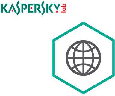 Безопасный доступ в интернет Kaspersky Security для интернет-шлюзов для 15-19 подключений