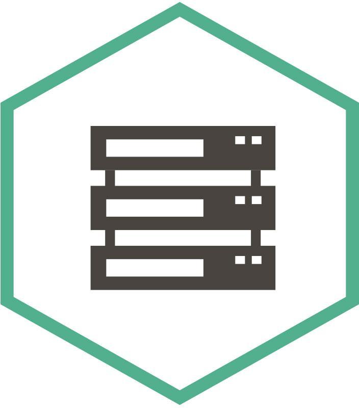 Защита файловых хранилищ Kaspersky Security для систем хранения данных для 20-24 пользователей