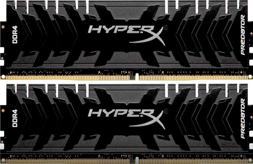 Оперативная память Kingston HX442C19PB3K2/16