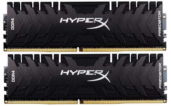 Оперативная память Kingston HX436C17PB4K2/16