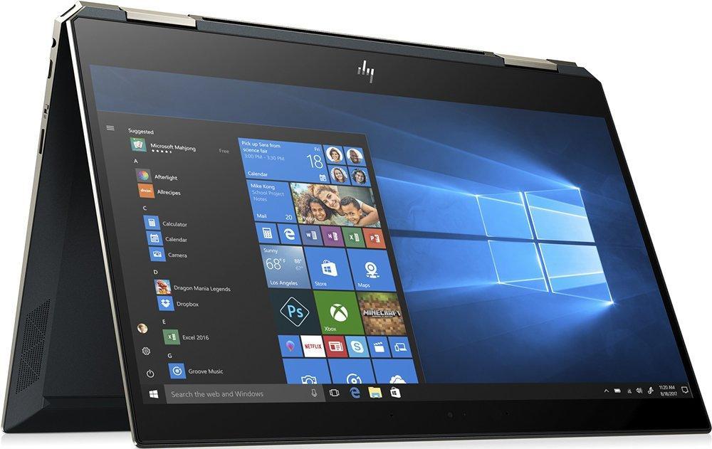 Ноутбук HP Spectre x360 13-ap0003ur