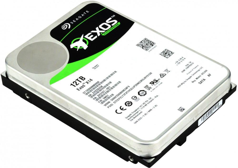 Жесткий диск Seagate ST12000NM0008