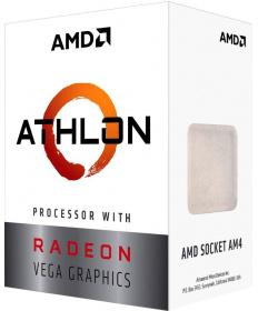 Процессор AMD Athlon 220GE