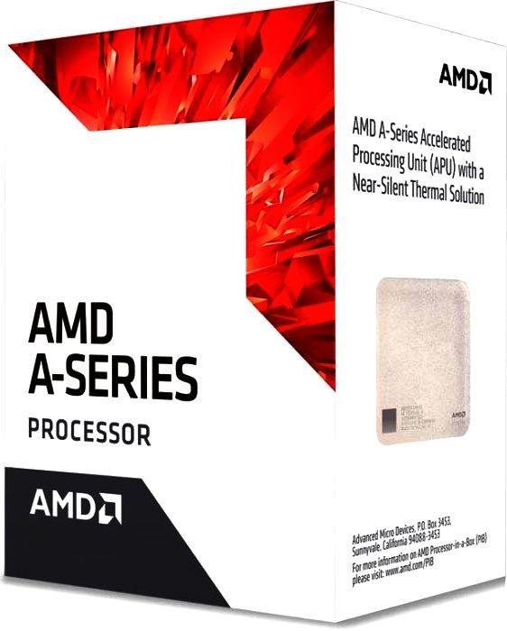 Процессор AMD A6 7480