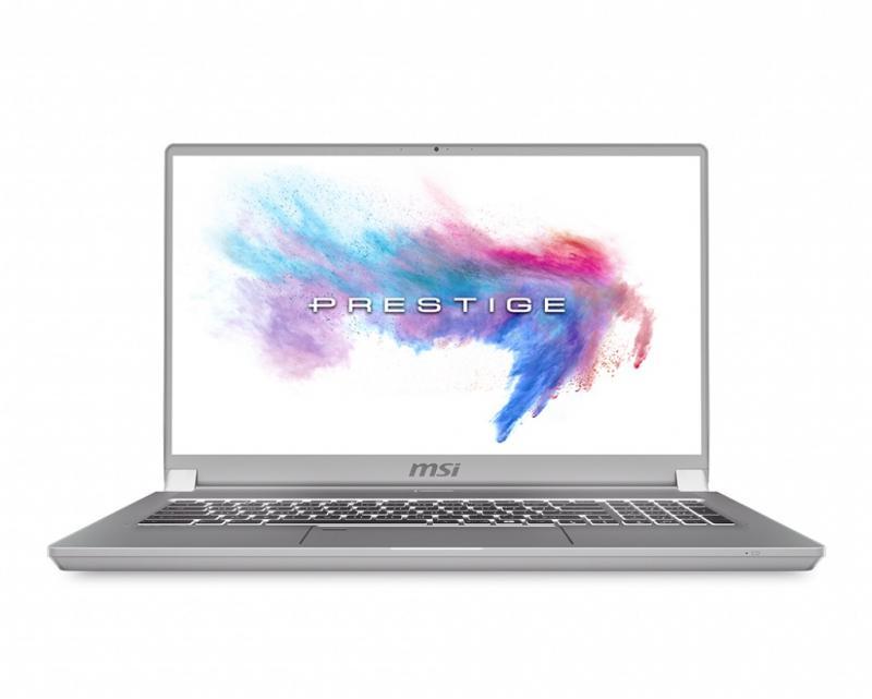 Ноутбук MSI P75 Creator 9SE-456RU 9S7-17G112-456 фото #1