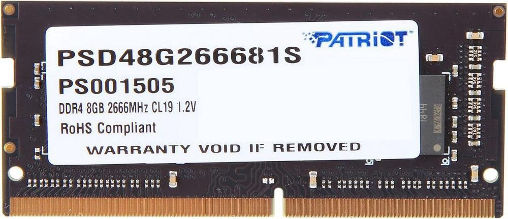 Оперативная память Patriot PSD48G266681S