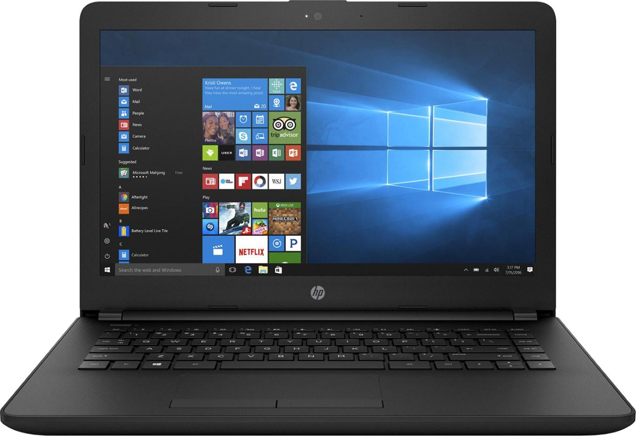Ноутбук HP 14-dk0000ur 6NC26EA фото #1