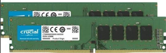 Оперативная память Crucial CT2K4G4DFS6266 фото #1