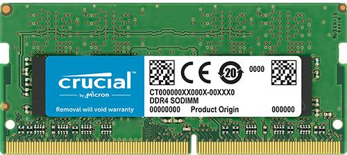 Оперативная память Crucial CT8G4S266M