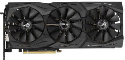 Видеокарта Asus GeForce RTX 2060 ROG-STRIX-RTX2060-O6G-GAMING