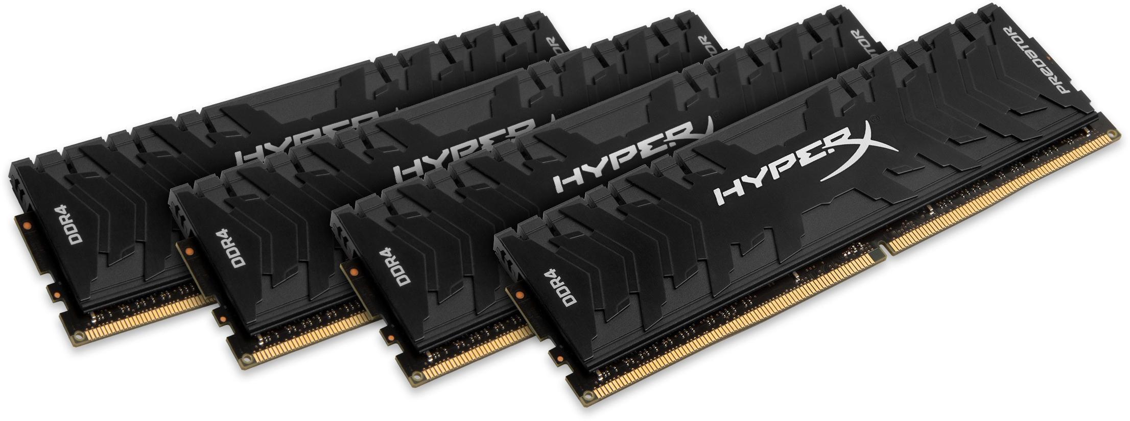 Оперативная память Kingston HX432C16PB3K4/64