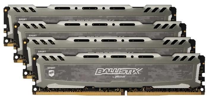 Оперативная память Crucial BLS4K16G4D240FSB
