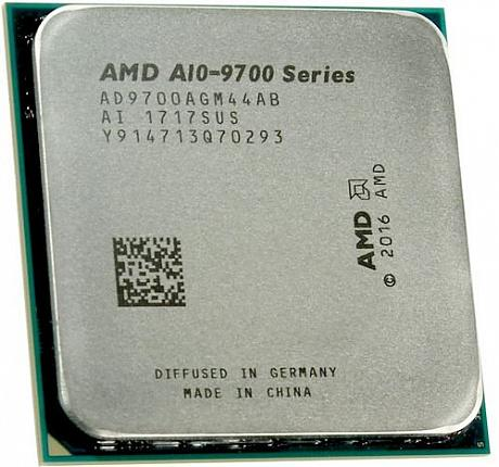 Процессор AMD A10-9700E AD9700AGABMPK фото #1