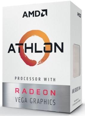 Процессор AMD Athlon 3000G