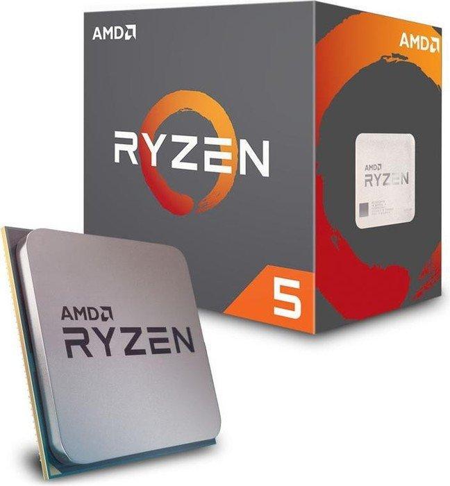 Процессор AMD Ryzen 5 1600 YD1600BBAFBOX фото #1