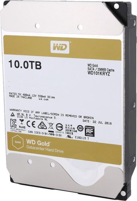 Жесткий диск Western Digital WD102KRYZ