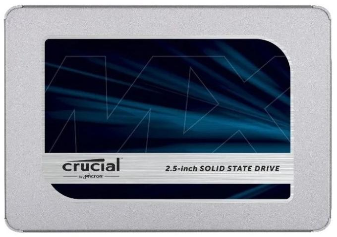 Жесткий диск Crucial CT250MX500SSD1