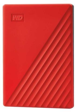 Внешний жесткий диск Western Digital WDBYVG0020BRD-WESN