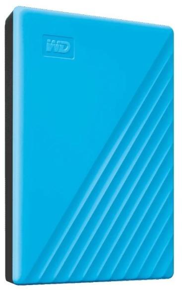 Внешний жесткий диск Western Digital WDBYVG0020BBL-WESN