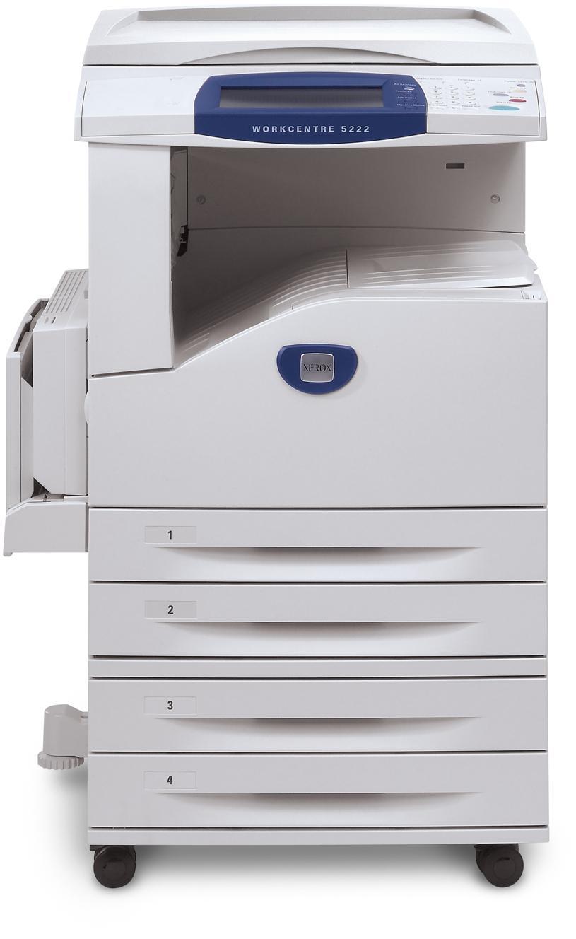 Копир Xerox WorkCentre 5222C с крышкой WC5222C# фото #1