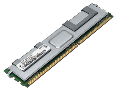 Оперативная память Qimonda DDR2 Fully Buffered DIMMs