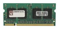 Оперативная память Kingston KVR800D2S5/512