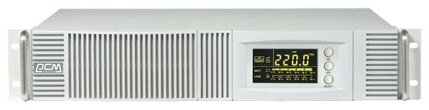 ИБП PowerCom Smart King SMK-1500A-RM-LCD