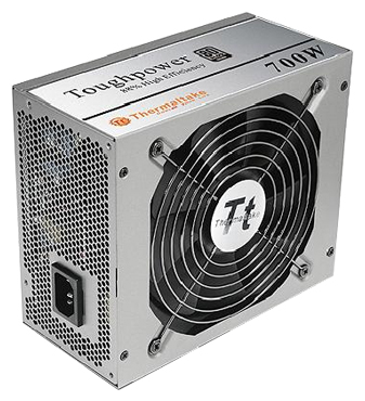 Блок питания Thermaltake Toughpower 80Plus 700w