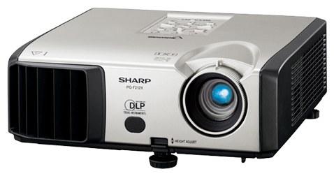 Проектор Sharp PG-F212X