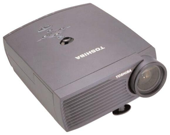 Проектор Toshiba TDP-S1 фото #1