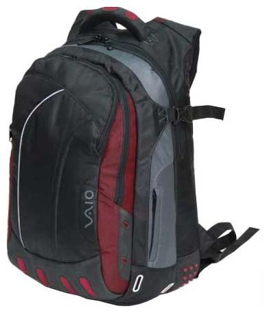 "Рюкзак Sony VGP-EMB03 17"" Black-Red"