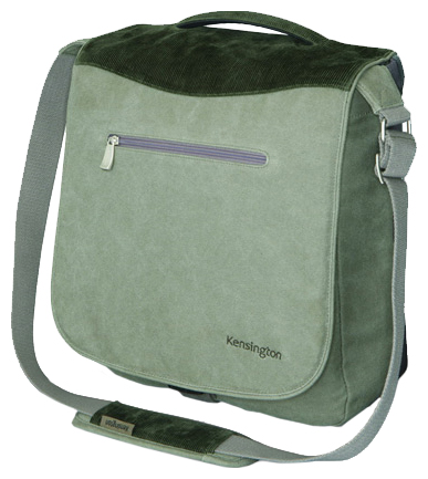 "Сумка для ноутбука Kensington Contour Terrain Notebook Messenger 15.4"""