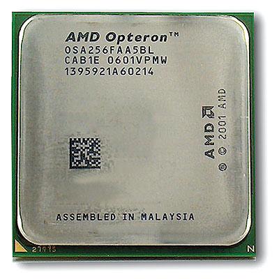 Дополнительный комплект 4 четырехъядерных процессоров HP AMD Opteron 8393SE DL785G5