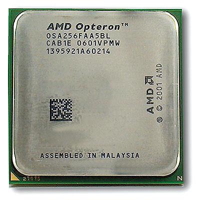 Дополнительный процессорный комплект HP AMD Opteron 2431 DL385G6