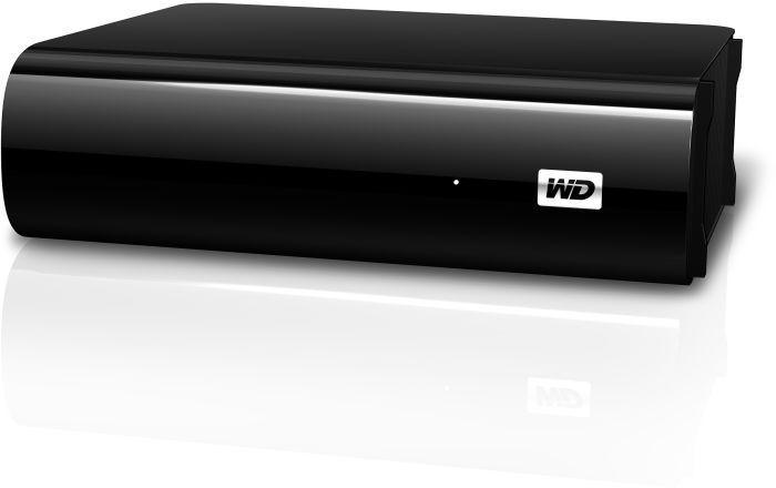 Внешний жесткий диск Western Digital WDBBEX0010BBK-EEUE