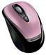 Купить Мышь Microsoft Wireless Mobile Mouse 3000 Pink USB (6BA-00042) фото 1