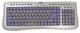 Купить Клавиатура Dialog KP-105SU Silver USB (KP-105SU) фото 1