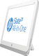 Купить Моноблок HP Slate 21-s100 All-in-One (E2P18AA) фото 1
